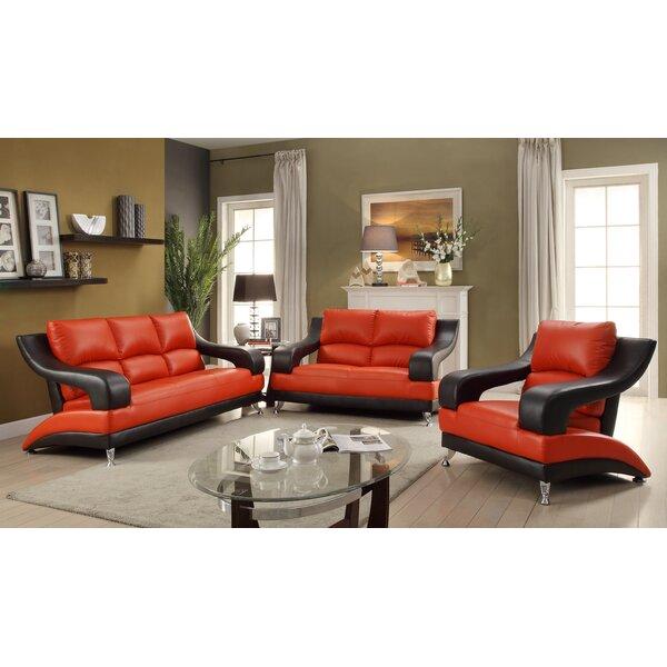 ... Orren Ellis Palice Configurable Living Room Set Reviews Wayfair ...