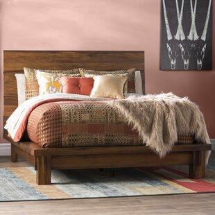Hiram Platform Bed by Mistana