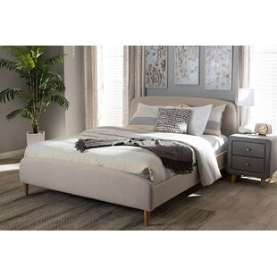 Find the perfect Bouchard Upholstered Platform Bed By Trule Teen