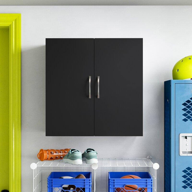 "Wayfair Basics Springboro 24"" H x 23"" W x 12"" D Wall Cabinet"