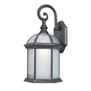 Woodbridge Lighting Glenwood 1-Light Outdoor Wall Lantern