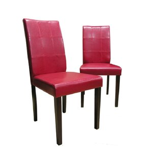 Evellen Upholstered Dining Chair (Set of 4)