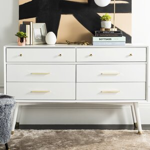 Mathilda 6 Drawer Dresser