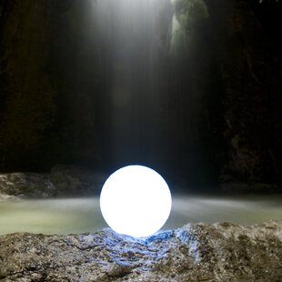 Affordable Ball 1 Light Poolside or Floating Light By Smart & Green