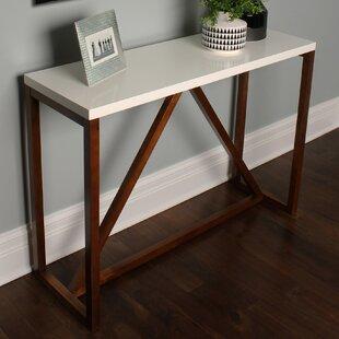 Dunstan Wood Console Table