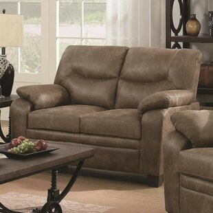 Mulder Transitional Loveseat Winston Porter