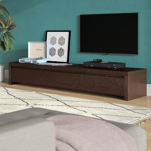 Check Prices Roscoe TV Stand for TVs up to 85 by Wade Logan Reviews (2019) & Buyer's Guide
