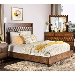 Bloomsbury Market Keefe Panel Bed