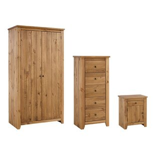 Throop 3 Piece Bedroom Set By ClassicLiving
