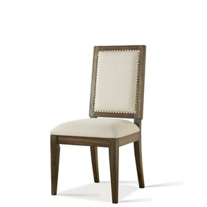 Corcoran Upholstered Side Chair (Set of 2) by Loon Peak