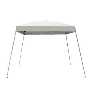Easy Folding 8 Ft. W x 8 Ft. D Metal Pop-Up Canopy by Azure Sky