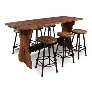 Conrad 7 Piece Counter Height Pub Table S..