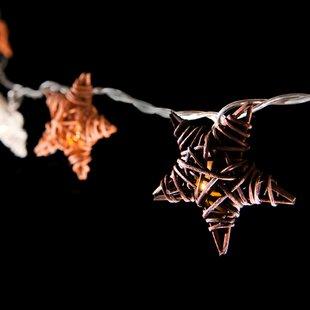 Kimbra Star Fairy 26.25 Ft. 30-Light Novelty String Light By 17 Stories