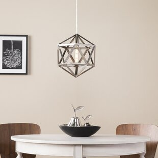 Merseles Cage 1-Light Pendant ..