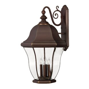 Purchase Monticello 4 Light Outdoor Wall Lantern By Hinkley Lighting