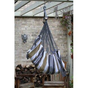 Nia Cotton Hanging Chair by Lynton Garden