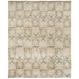 Luxury Green Silk Rugs Perigold