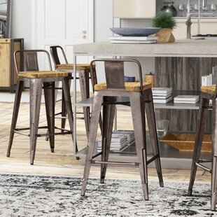 Looking for Shumake 26 Bar Stool (Set of 4) by Trent Austin Design Reviews (2019) & Buyer's Guide
