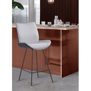 Buy luxury Gorecki 30 Bar Stool by Orren Ellis Reviews (2019) & Buyer's Guide
