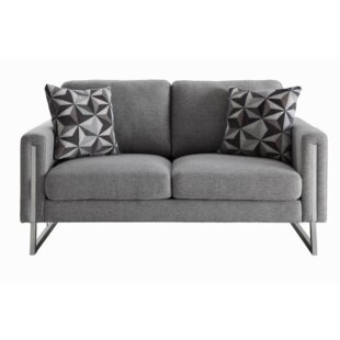 Online Reviews Patchway Loveseat by Orren Ellis Reviews (2019) & Buyer's Guide