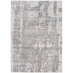 Anvi Taupe Area Rug by Bungalow Rose