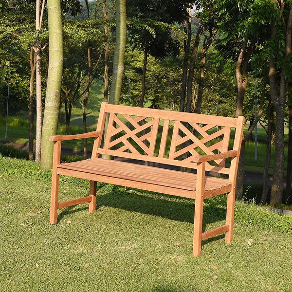 Astonishing Curved Outdoor Bench Teak Wayfair Forskolin Free Trial Chair Design Images Forskolin Free Trialorg