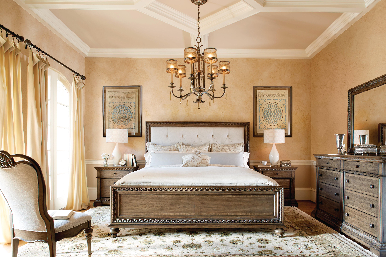World Menagerie Deverel Panel Configurable Bedroom Set