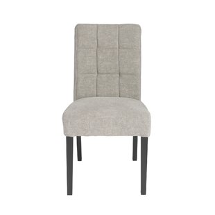 Rivera Upholstered Dining Chair (Set of 2) Wrought Studio