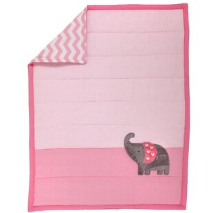 Best Reviews Elephant Comforter ByLittle Love by Nojo