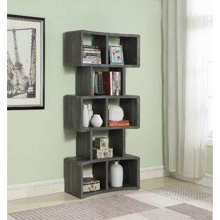 Sachiko Standard Bookcase by Wrought Studio