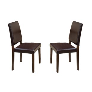 Find Whetzel Upholstered DIning Chair (Set of 2) by Millwood Pines Reviews (2019) & Buyer's Guide