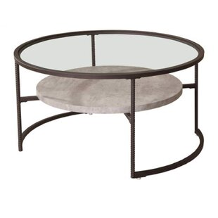 Taylorsville Coffee Table by Fleur De Lis Living