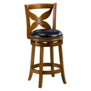 Livingston 24 Swivel Bar Stool Cushion by Mintra