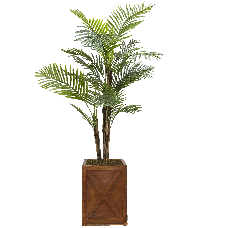 Primrue 17 Artificial Dracaena Tree In Planter Wayfair