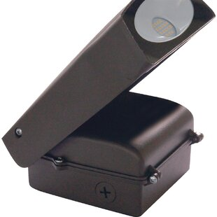 Nuvo Lighting 30-Watt LED Outdoor Security Wall Pack