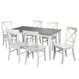 Lehigh Acres Dining Set by Beachcrest Home™