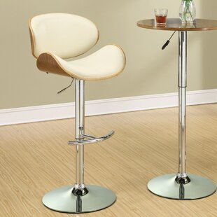 Sinclair Adjustable Height Bar Stool