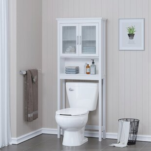 Vivelle 2677 W x 6692 H x 94 D OverTheToilet Storage by Red Barrel Studio