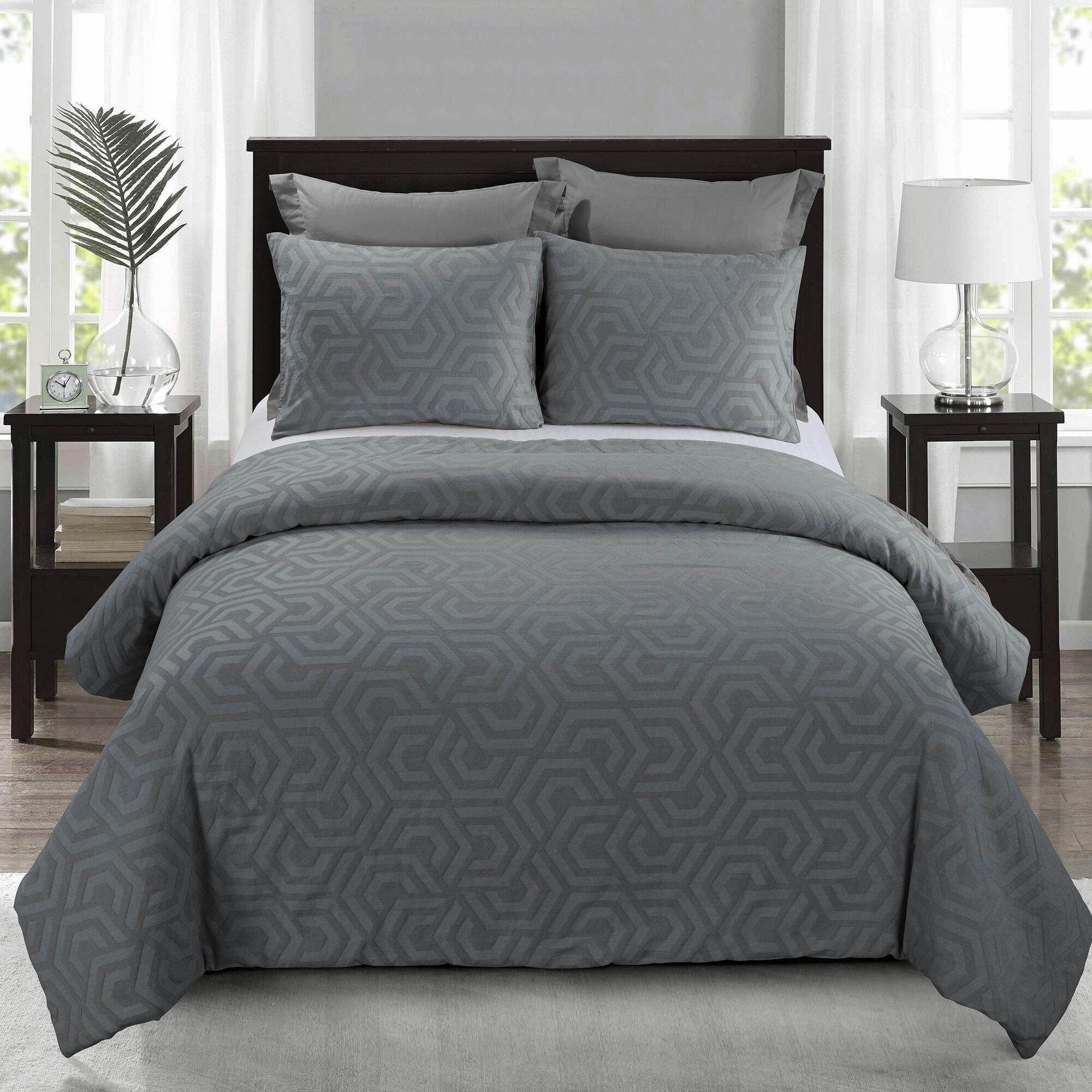 Wrought Studio Agadir Comforter Set Reviews Wayfair