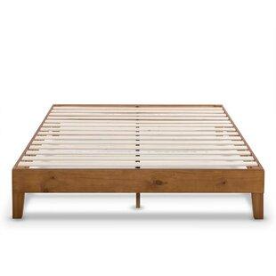 Red Barrel Studio Harney Platform Bed Frame