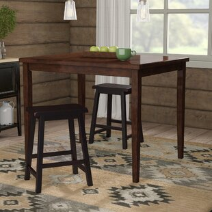 Oates Counter Height Dining Table Winston Porter