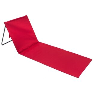Press Outdoor Folding Beach Chair