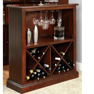 Enloe Bar with Wine Storage by Darby Home Co