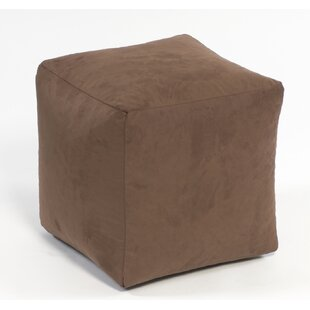 Cube Pouffe By 17 Stories