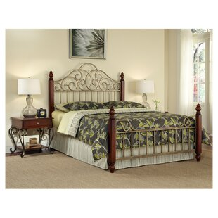 Camptown Panel Bed by Charlton Home