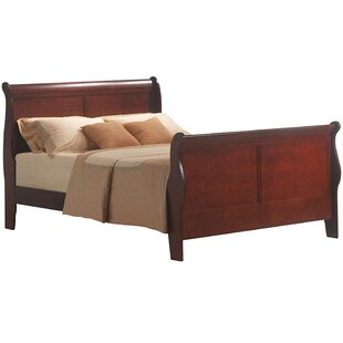Kyser FullDouble Low Profile Sleigh Bed