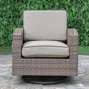 Darby Home Co Candor Patio Chair with Cus..