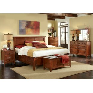 Calila Platform Configurable Bedroom Set by Birch Lane™ Heritage