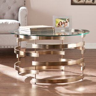 Inessa Coffee Table by Willa Arlo Interiors Great Reviews
