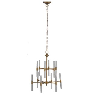 George Oliver Dutcher Idony 12-Light Sputnik Chandelier